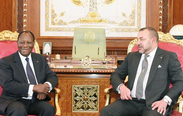 Maroc-Côte d'Ivoire, modèle de coopération Sud-Sud