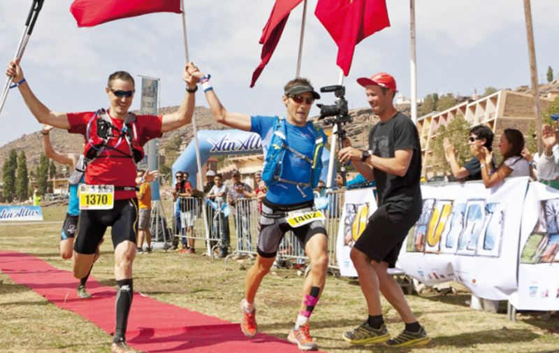 L'Ultra Trail Atlas Toubkal: Des épreuves au cœur de l'Atlas marocain