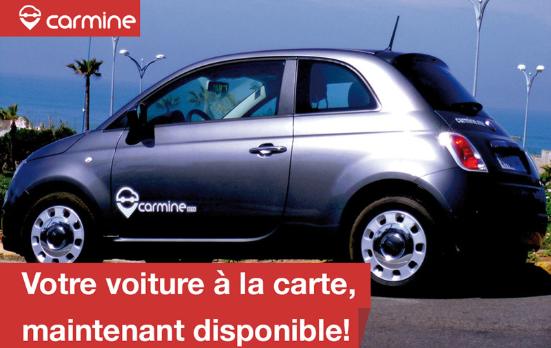 Le «car-sharing» arrive  au Maroc !