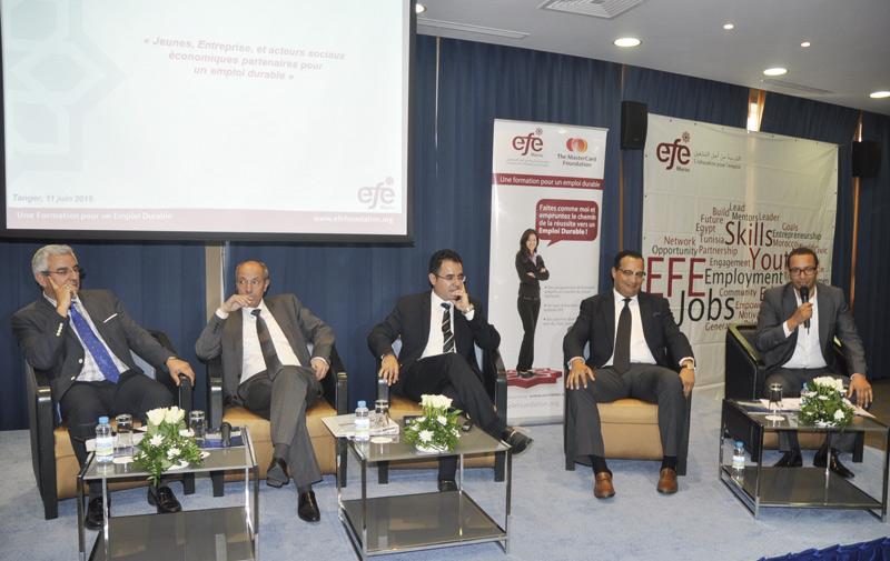 La Fondation Efe-Maroc s'attaque au chômage des jeunes: Plus de 3.500 bénéficiaires  à Tanger
