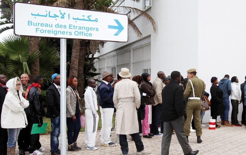 Le bilan «exceptionnel» du CNDH: Plus de 16.000 sans-papiers régularisés
