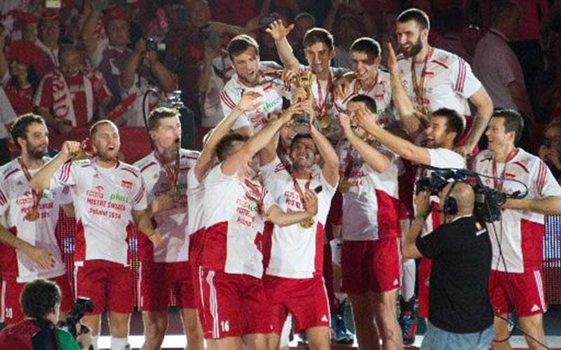 Volley-Ball : La Pologne championne du Monde