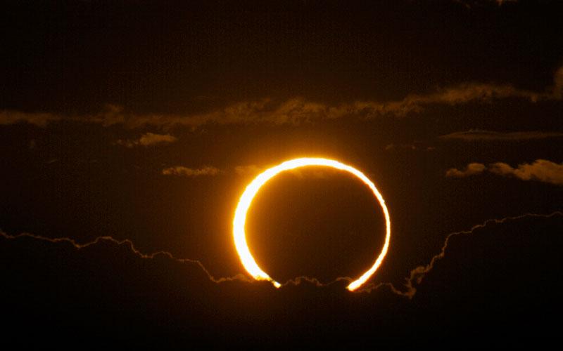 Etudiants, attention à l'éclipse vendredi !