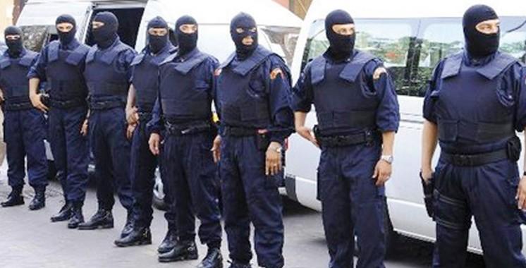Démantèlement d'un réseau terroriste  de 6 membres actifs au sein  de «Daech»