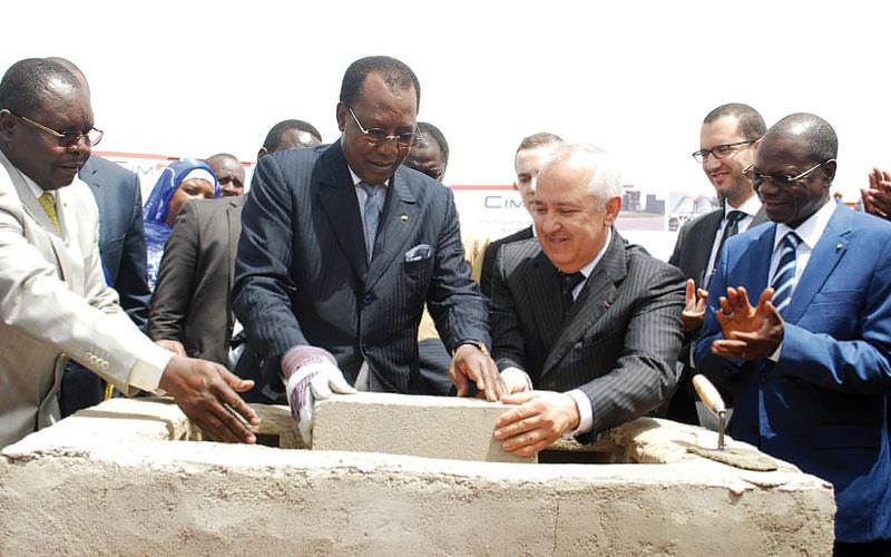 Addoha prend pied  au Tchad