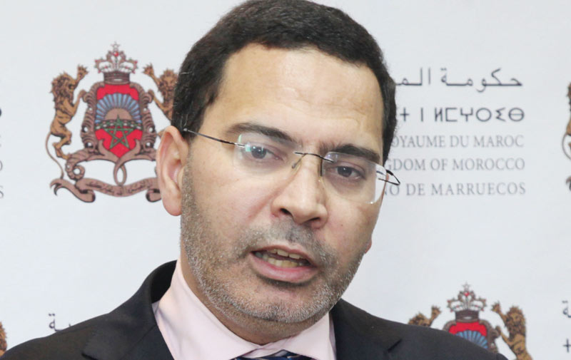 2014, l'année de la liberté de la presse  selon El Khalfi