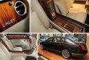 Haut de gamme : Bentley Continental Flying Spur By Linley : Des cigares sous l'accoudoir…