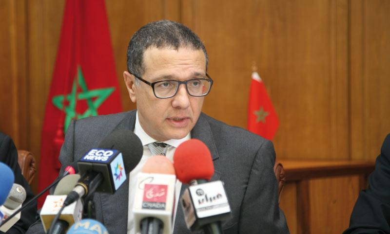Mohamed Boussaid aux assemblées annuelles de la BAD