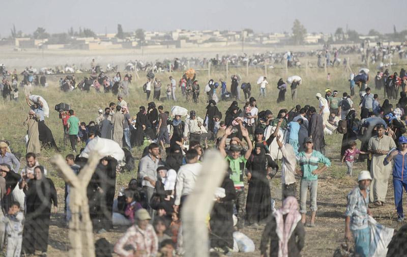 Une ONG appelle l'Espagne à accueillir les réfugiés venant du Maroc: Un millier de Syriens bloqués  à Nador