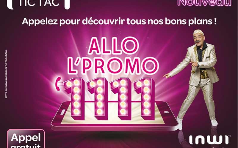 «Allo L'promo» par inwi : Tapez 1111, c'est pratique et gratuit