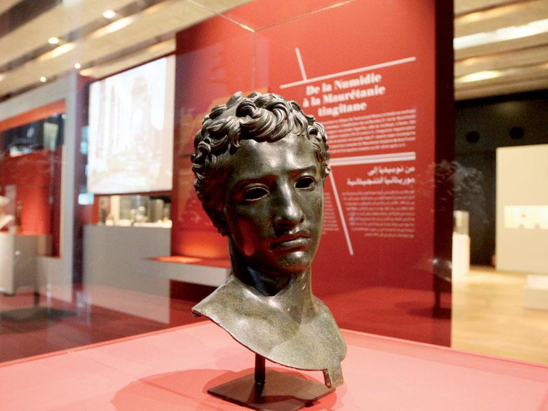 Exposition : Focus sur Volubilis et ses œuvres transméditerranéennes