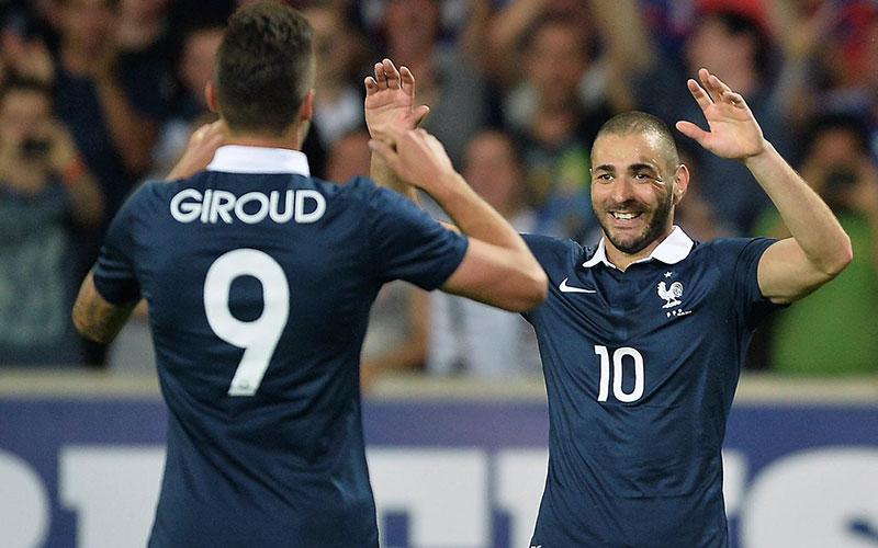 Coupe du monde 2014 Préparation: Sans Ribery la France fait le plein de confiance