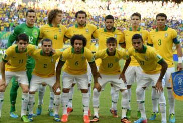 Coupe du monde 2014 : Equipe du Brésil