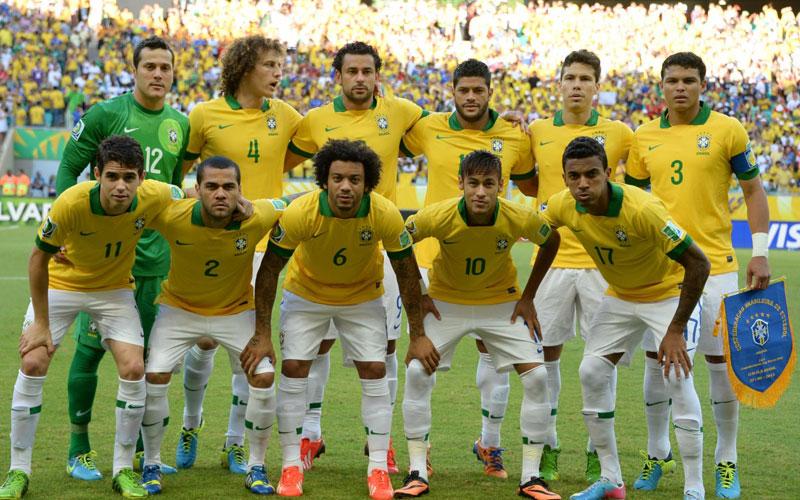 Coupe du monde 2014 equipe du br sil aujourd 39 hui le maroc - Bresil coupe du monde 2002 ...