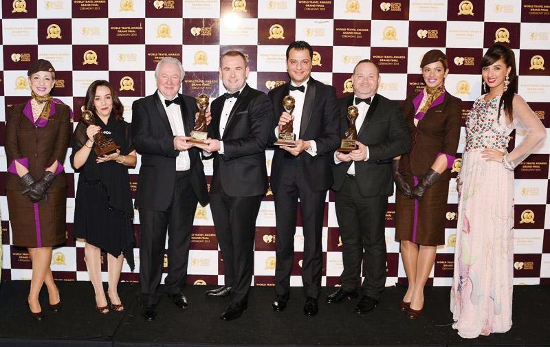World Travel Awards : Etihad Airways primée