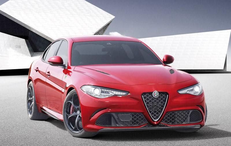Alfa Romeo Giulia : Une  version plus sage bientôt  commercialisée