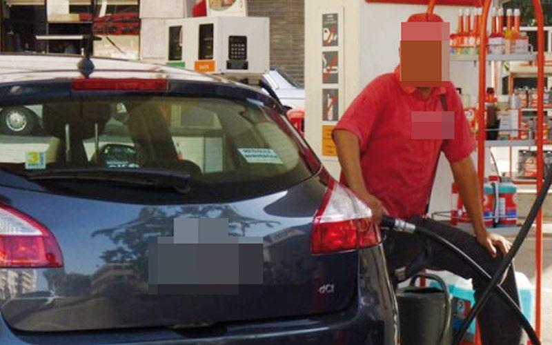 Casablanca : Un pompiste  poignardé par un malfrat  en tenue d'agent de sécurité