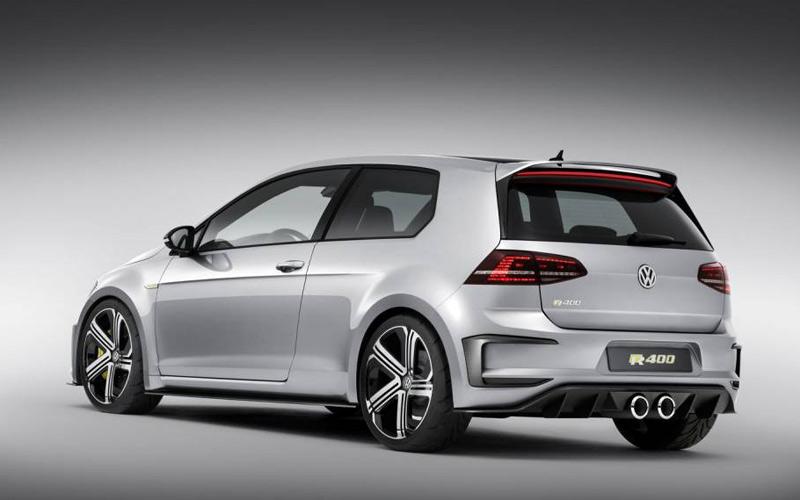 Volkswagen Golf: Bientôt  400 chevaux sous le capot?