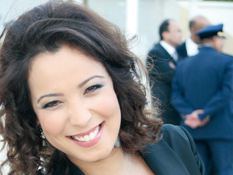 Un café avec…Samira El Beloui, présentatrice de l'émission «Sabahiyate 2M»