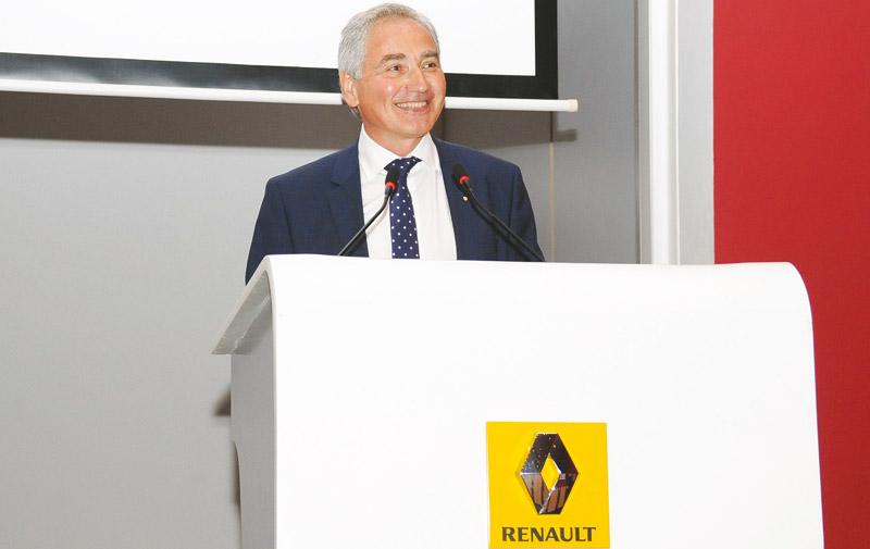 Renault  Maroc : Jacques Prost prend sa retraite