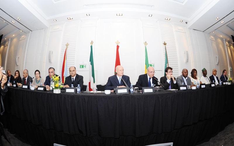 Medinit Expo 2014: Sous le signe de l'Afrique