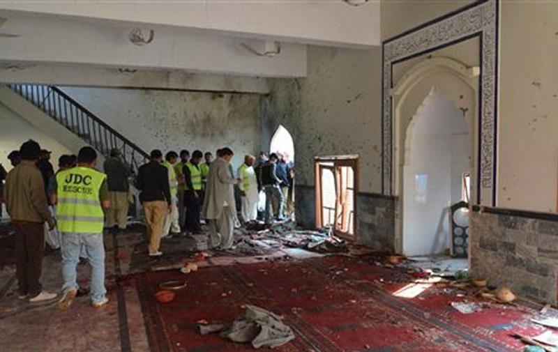 Pakistan: Au moins 11 morts dans un attentat suicide dans une mosquée chiite