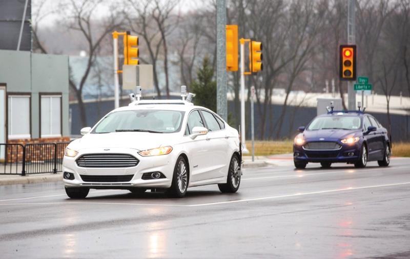 Nouvelles technologies: Plongée dans l'univers de la voiture autonome de Ford