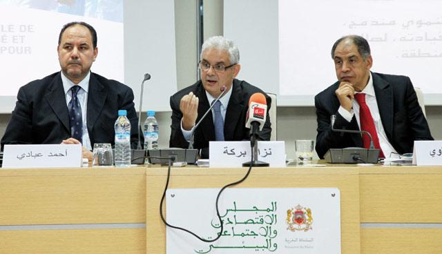 Le CESE dresse un tableau sombre sur la gestion  de l'eau au Maroc: Dangers  sur la  ressource