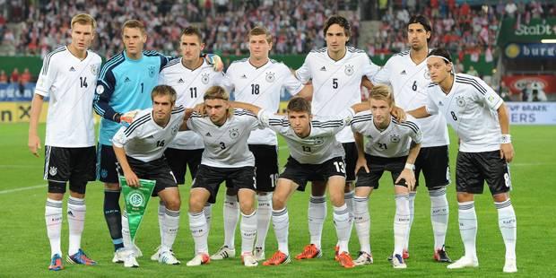 L'Italie met fin au rêve des Allemands