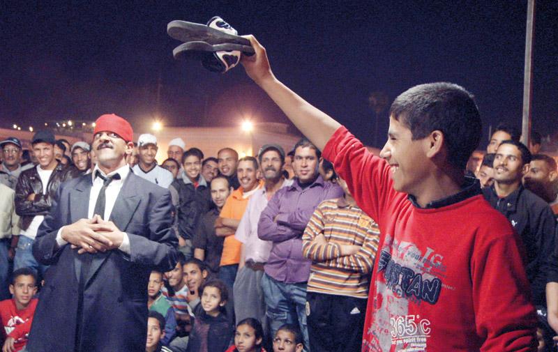 Al Halqa: Une exposition consacrée  aux conteurs publics