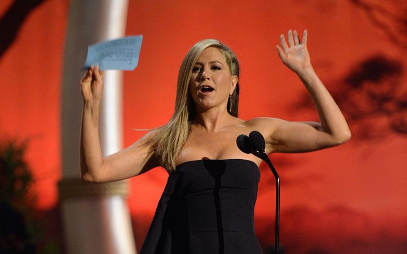 Jennifer Aniston renonce  au maquillage
