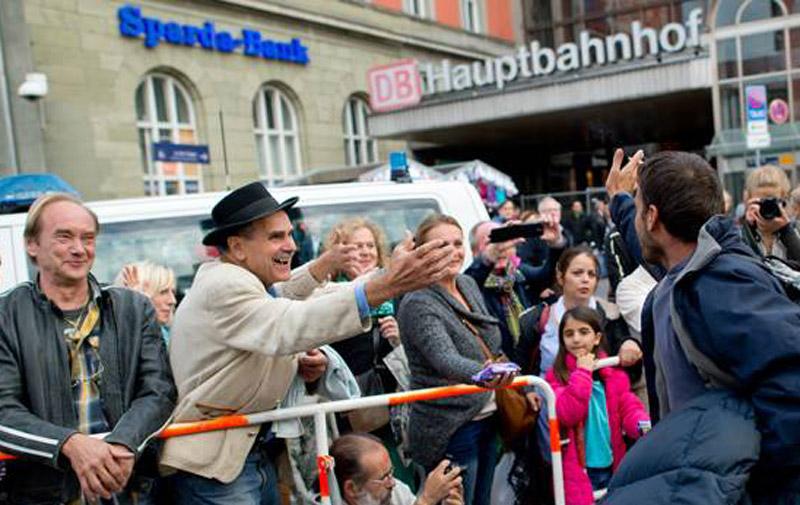 Près de 450.000 réfugiés arrivés en Allemagne depuis le début 2015