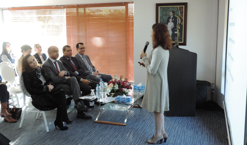 La CGEM  s'invite chez Maroclear