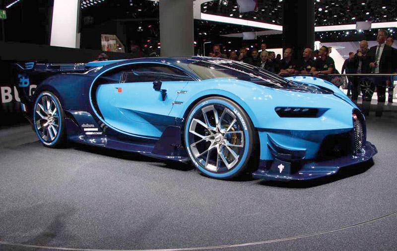 Concept cars à Francfort : Plongée dans le futur !