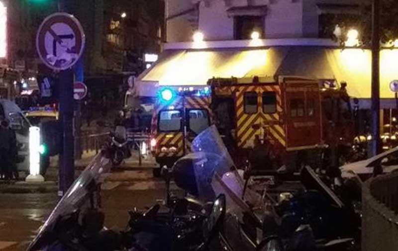 Paris sous le choc : plus de 120 morts dans des attentats sans précédent