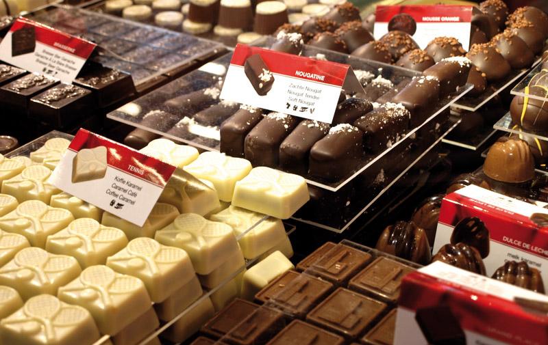 Décembre est le mois du chocolat !
