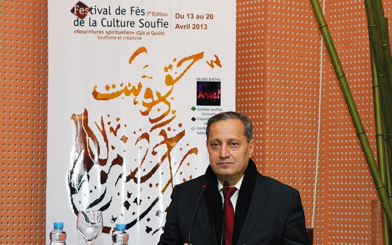 Interview avec Faouzi Skali : Ancien directeur du Festival de Fès des musiques sacrées du monde