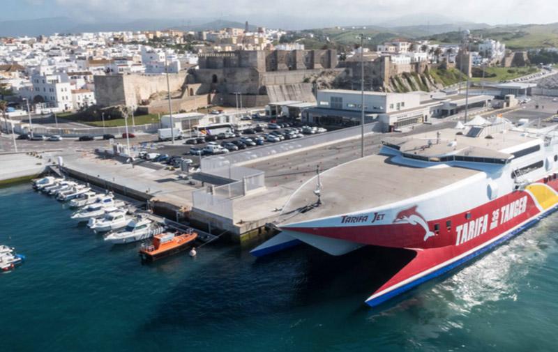 Opération traversée du détroit : Les ports exploités par FRS cartonnent