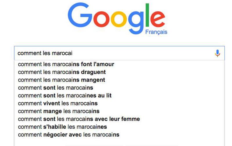 L'amour, la drague et la nourriture, les priorités des Marocains selon Google