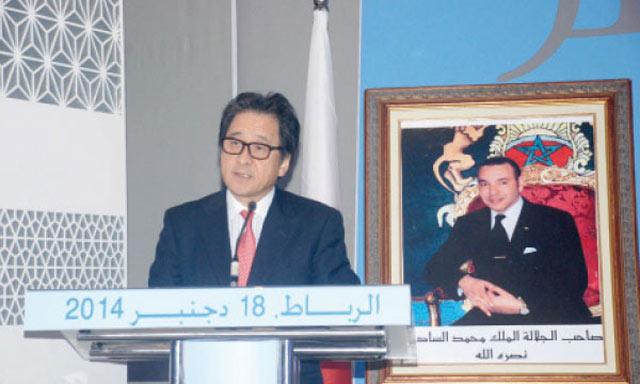 L'organisation japonaise du commerce extérieur s'installe à Rabat