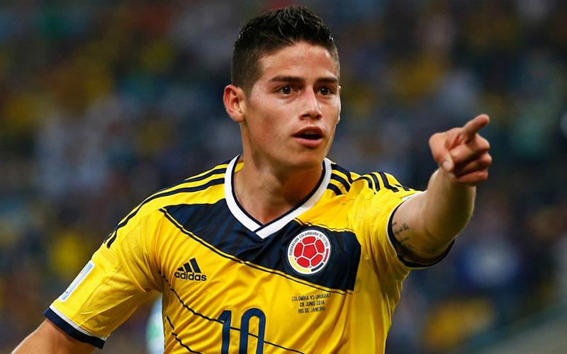 Real Madrid : James Rodriguez pourrait manquer le mondialito au Maroc