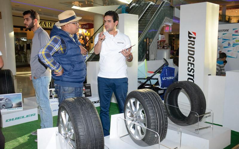 Sécurité routière: Bridgestone et CPIT sensibilisent