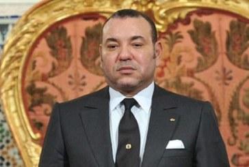 SM le Roi Mohammed VI félicite Bouteflika suite à sa réélection