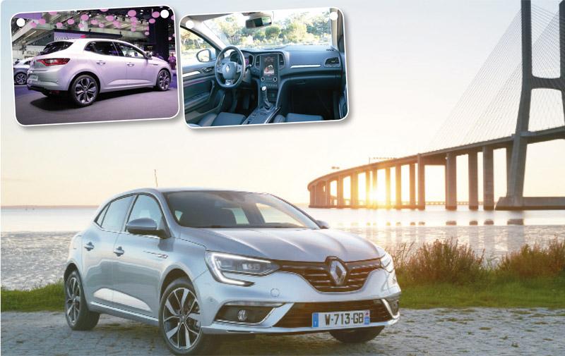Renault Mégane : Le 4ème opus est là !
