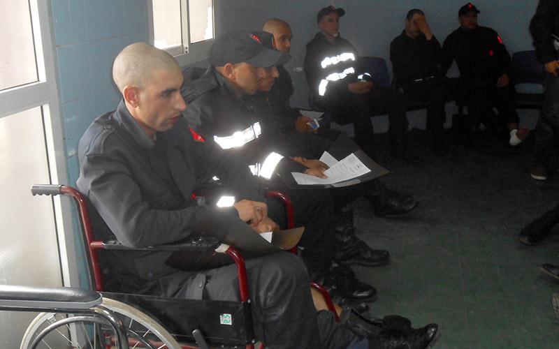 Des policiers blessés dans un accident de la route à Casablanca