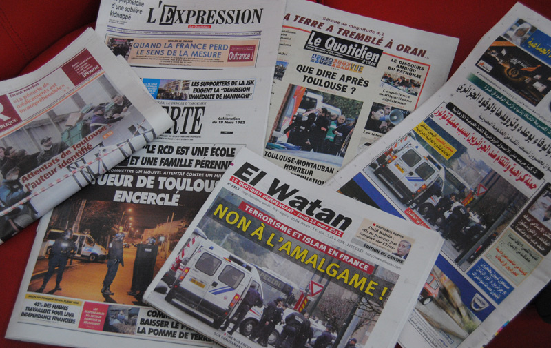 Plus ridicule, tu meurs! Un journal algérien accuse le Maroc d'avoir passé un deal avec Daesh