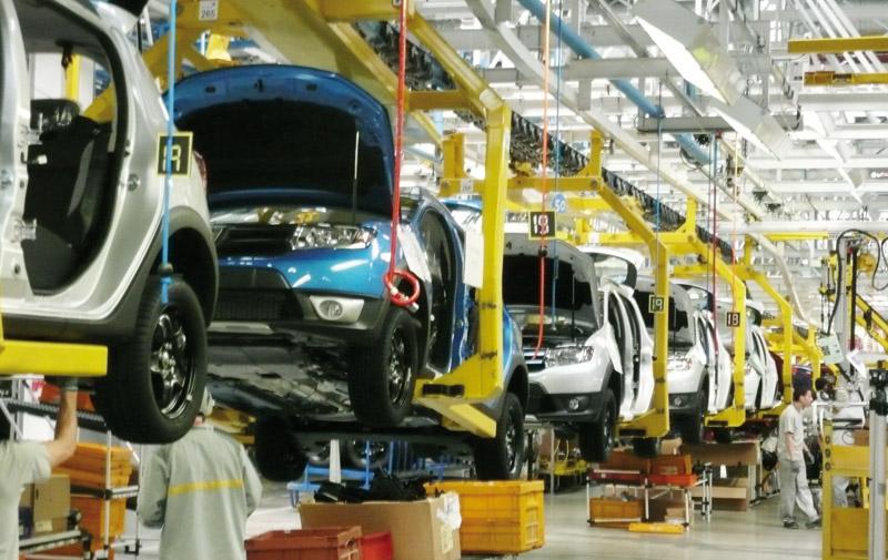 Tanger: L'industrie automobile en plein essor