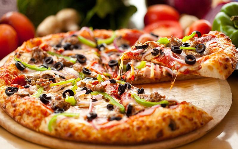 La pizza italienne au patrimoine mondial de l'Unesco ?