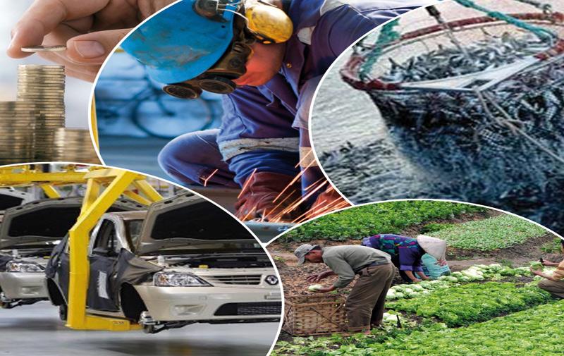 Marché du travail au maroc entre 2000 et 2014: A peine 1.000 emplois par an dans l'industrie !