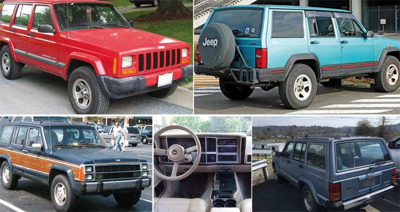 Il était une fois… Jeep Cherokee XJ : Le grand indien qui allait partout…